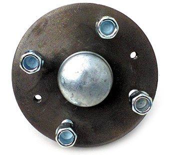 Ступица без тормоза в сборе с присоединением колесного диска 98х4